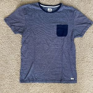 Quiksilver Pocket Tee Shirt